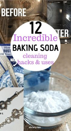 12 Genius Baking Soda Cleaning Hacks You NEED TO TRY. Clean everything from your. 12 Genius Baking Soda Cleaning Hacks You NEED TO TRY. Clean everything from your bathroom, kitchen, Baking Soda And Honey, Baking Soda For Hair, Baking Soda Water, Baking Soda For Dandruff, Baking Soda Shampoo, Baking Soda Beauty Uses, Baking Soda Uses, All You Need Is, Baking Soda Drain Cleaner