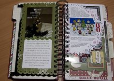 2008 December Daily Page 8 by Lynne Ashcraft Photography, via Flickr