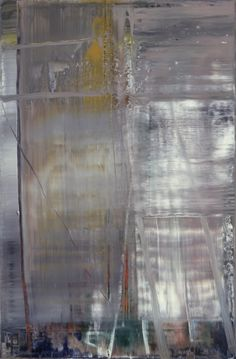 In one of the inaugural exhibitions, 'Modern Art Classics: Liebermann, Munch, Nolde, Kandinsky' that will only be open until the end of May, another two works of Richter are on show, among them a more recent 'Abstract Painting' from 2005.