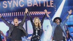 Gigi Hadid brings the heat to 'Lip Sync Battle.'