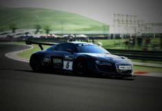 GT BMW M GTR Race Car Cape Ring Tuning Gran Turismo - Audi r8 race car 01 gt6