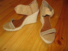 Amazing on sale Espadrilles, Wedges, Amazing, Shoes, Fashion, Espadrilles Outfit, Moda, Zapatos, Shoes Outlet