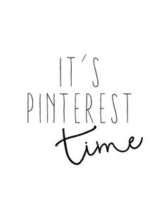 Waking up without an alarm, coffee, and Pinterest every morning. Gosh I love summer vacation
