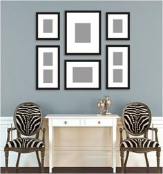 Make the process of hanging a wall gallery easy!