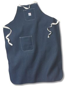 Blue Denim Shop Apron