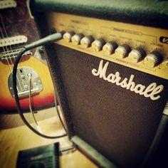 Marshall amplifier the brand leader for amplifier and quality sound! #Marshall #amplifier #guitar #guitarist #fenderguitar #music #sound #usa #brand
