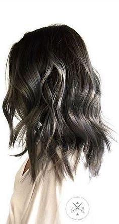 dark ash brown hair - Google Search                                                                                                                                                      More