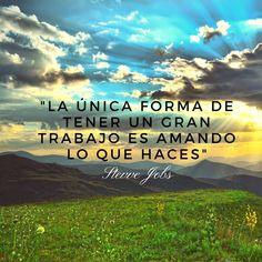 #Frases #FrasesCelebres #SteveJobs #Motivación #FraseDelDia #FraseMotivacional #AXPEConsulting