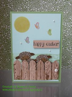Stampin' Sacha - Stampin' Up! - Occasions Catalog 2016 - Easter Lamb (1)