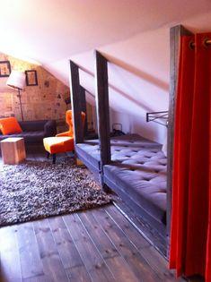 My blog is my Diary ♥ - Vi får ju snedtak oxå, i alla sovrum.. Här hitta jag lite tips för inredning dit..