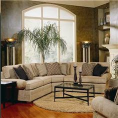 Sectional sofa style