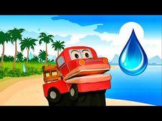 El Ciclo Del Agua - Barney El Camion - Video para niños # - YouTube