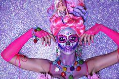 Dia De Los Muertos Dolly
