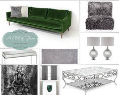 The Naples Board - Glamorous, contemporary pairings Design Boards, Naples, Glamour, Contemporary, Interior, Inspiration, Biblical Inspiration, Design Interiors, Interiors