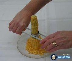 9.) I don't need no corn on no cobs.