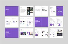 POSTBURO — Brand identity on Behance