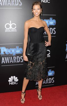 Karlie Kloss at the People Magazine Awards