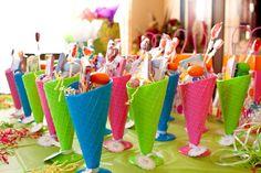 The TomKat Studio: Birthday Parties: Double Scoop Ice Cream Party!