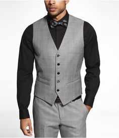 Express men's clothing gives you function and style in one. Check out our new men's fashion arrivals in suits, dress shirts, jeans, shirts and much more to update your men's style. Homecoming Outfits For Guys, Homecoming Suits, Prom Outfits, Plaid Suit, Suit Vest, Dress Attire, Men Dress, Outfits Hombre, New Mens Fashion
