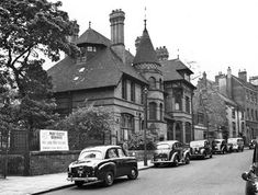 Old & Historical Photos of Nottingham Nottingham Castle, University Of Nottingham, Timber Ceiling, Forest Road, Image Archive, Mansions Homes, Police Station, Westminster, Newcastle