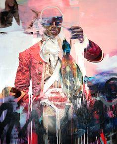 Conor Harrington . #conorharrington http://www.widewalls.ch/artist/conor-harrington/ Irish street artist