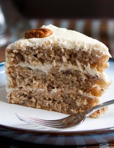 Hummingbird Cake - Cake: Combine flour and next four ingredients in large bowl