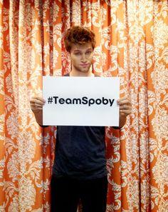 Keegan Allen (Toby) - Pretty Little Liars #TeamSpoby