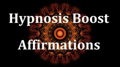 Self Hypnosis Positive Mind BOOST Affirmations meditation for postive energy By Jason Stephenson - YouTube