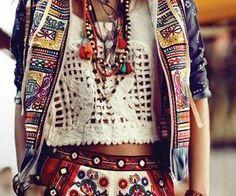 | Boho style