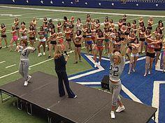 dallas cowboys cheerleaders making the team 8 | : Dallas Cowboys Cheerleaders: Making the Team - Ep. 101 : Dallas ...