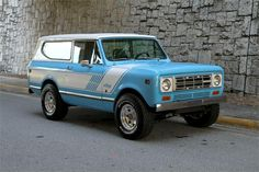 1979 International Scout II.