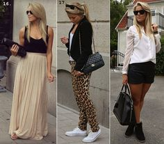 Love love love her style!