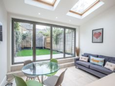 When this customer realized that upgrading to a larger home is unfeasible they decided to transform their pretty Victorian cottage in Teddington into the space they craved. Victorian Cottage, Large Homes, Extensions, Windows, Lofts, Bob, Loft Room, Loft, Big Houses