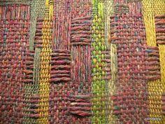Noriko - handwoven in Wool Card Weaving, Weaving Art, Weaving Patterns, Loom Weaving, Sewing Online, Textiles, Weaving Techniques, Textile Design, Tapestry