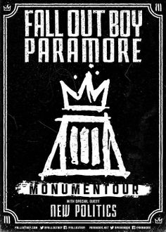 IM GOING TO SEE THIS!!!! OMG!!!! *dead YAY FALL OUT BOY!!!