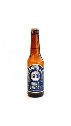 Kompaan bondgenoot 20 Kompaan Bondgenoot 20 is een heerlijk fris blond bier met een relatief hoge bitterheid. Een absolute parel van Nederlandse bodem. https://bierrijk.nl/kompaan-bondgenoot-20