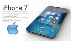 Apple iphone 7 32 Gb  64 GB 256 Gb full specification 2016