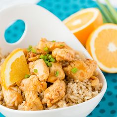 Dinnertime doesn't get much easier with this easy Skinny Skillet Orange Chicken recipe! You can [...]