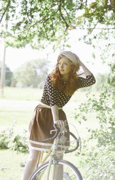 Esther-fromthesticks: Orla Kiely Inspired Skirt