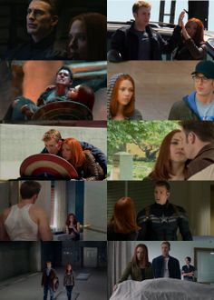 """We've had some pretty good times, right, Cap?"" ""Yes, we have."" #Romanogers"