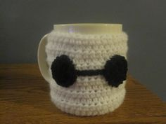 Hey, I found this really awesome Etsy listing at https://www.etsy.com/listing/214308837/crochet-baymax-cup-cozy