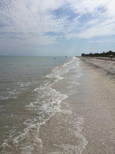 Sanibel Island Beach Florida