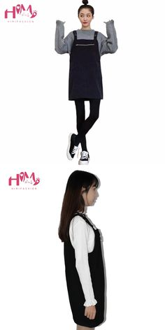 8e49f6525e New Autumn Winter New Fashion Good Qulity Black Plaid Dress Women Korean  Zipper Pocket Knitting Thicken