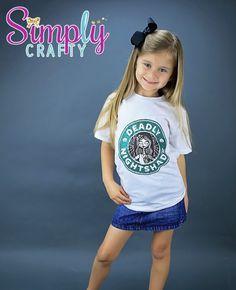Sally Starbucks Coffee Shirt