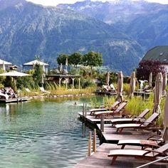 Urlaub mit Kindern im Alpenresort Schwarz.