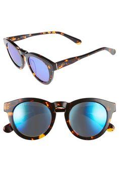 76e80444b9 DIFF Dime II 48mm Retro Sunglasses
