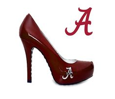 <3 | $129.00 | Alabama Heel � Bama Heels � Chelsea � Yes that is a houndstooth sole. I'm in love!