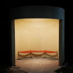 """Tara Edwards on Instagram: """"All action concrete bus stops should be lit up like this. #busstops #solar #lit #night #mitchell #canberra"""" Busses, Light Up, Concrete, Solar, Wall Lights, Action, Night, Instagram, Home Decor"""