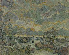 Reminiscence of Brabant, Vincent van Gogh