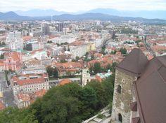 Eslovenia- Ljubljana.